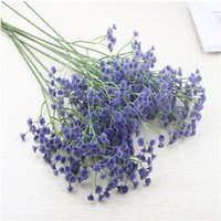 2019 Many Colors Artificial Baby Breath Flowers Three Branch...