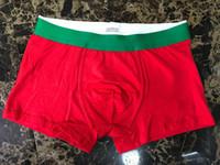 coccodrillo pugile mutande mens Underwears pugili casuale Francia stile uomo Conton pugili degli uomini di modo 6 colori U1ZOOI