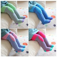 2019 New Thickened Baby Pantyhose Combed Cotton Non- slip Rub...