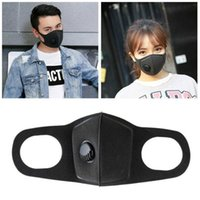 Reusable Washable Anti- allergic PM2. 5 Mouth Masks With Breat...