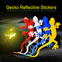 2Pcs lot Car Reflective Sticker Safety Warning Mark Reflecti...