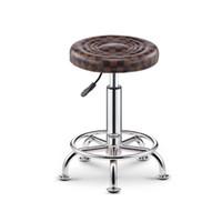 Chaise extensible Chaises de bureau pivotant Lift Executive Chair Noir Rouge Bleu Café stable Tabouret Vintage Commercial Meubles