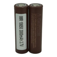 50PCS 18650 배터리 배터리 (30A) 전자 담배 상자 Vape 개조 충전식 리튬 HG2 25R VTC5 VTC4 HE2 HE4 VTC6