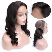 Kiss Hair Loose Wave Pre- Plucked Glueless Lace Front Virgin ...