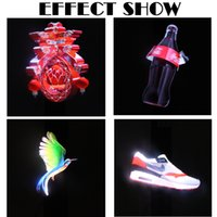 43cm Z1 Hologram Display 3D Holographic LED Fan Advertising ...