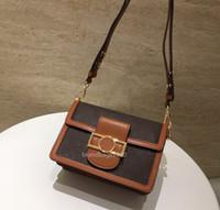Free Shipping!High quality Women messenger bag Genunie Leath...
