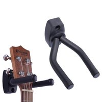 2019 Sagitar Guitar Hanger Hook Holder Supporto per montaggio a parete Stand Rack Staffa Display più Guitar Bass Guitar Hook