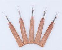 Nähen Kreuzstich Werkzeuge Patchwork Fadenschneider Nahttrenner zum Mitnehmen Stitches Gerät Needlework Nähzubehör