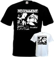 Erkek T-Shirts Yorum yok Dağılım V4 T-Shirt Siyah Beyaz Hardcore Punk Boyutları Tüm S-5XL