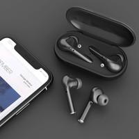 박스 스마트 폰 안드로이드 충전으로 M6S TWS 미니 블루투스 이어폰 무선 진정한 스테레오 이어폰 블루투스 5.0 헤드셋