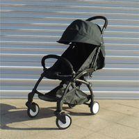 2021 New Upgrade Baby Stroller Wagon Portable Folding Pushchair Lightweight Pram Baby Carriage