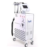 ضمان الجودة HPT صالون تجميل المعدات، وجودة عالية 6 في 1 الرش التجويف الترددات اللاسلكية اهتزاز فراغ آلة مدلك الجسم