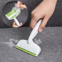 Hot 2 Heads Divano letto Gap Presa d'aria per auto Vent Spazzola per la pulizia Parapolvere Lint Polvere Spazzola per la rimozione dei capelli Strumenti per la pulizia della casa
