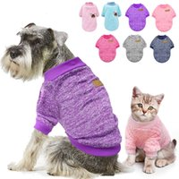 Dog Clothes Winter Cat Puppy Clothes for Small Dogs Chihuahu...