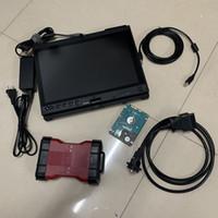Ford VCM2 ID의 경우 DIANOSTIC 도구가 X200T 노트북의 다국어를 사용하여 VCM II에서 작동 할 준비가 잘 설치되었습니다.