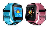 Q9 أطفال ذكية ووتش الأطفال المضادة للخسارة الساعات الذكية SmartWatch LBS المقتفي المشاهد SOS دعوة لالروبوت ios أفضل هدية للأطفال