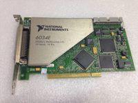 1 ПК NI PCI-6034E Многофункциональная карта сбора данных 16 Аналоговых входов 778075-01 Новый / Подержанный Тест в хорошем состоянии