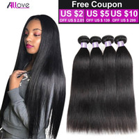 Mongolian Virgin Hair Straight Unprocessed Mongolian Weave B...