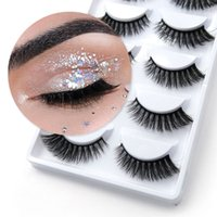 20 styles 3D Natural Thick False Eyelashes 3DH- 13 Hand- Made ...