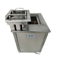 manual de la máquina de paleta congelador fruta automática de helados protección del medio ambiente el tiempo de ahorro de energía y esfuerzo