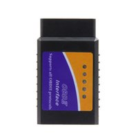 ELM327 OBD2 Bluetooth / Wifi V1.5 Strumento diagnostico auto ELM 327 OBD II Chip Scanner PIC18F25K80 Lavoro Android / iOS / Windows 12V Diesel