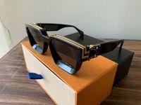 2019 Luxury MILLIONAIRE M96006WN Sunglasses full frame Vinta...