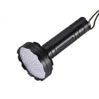 Nuovi 23W 128LED UV torcia elettrica 395nm ultravioletto Blacklight portatile Urina domestica esterna della torcia Pet rivelatore dei soldi