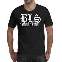 Fashion Mens Black Label Society Worldwide Black Round Neck T Shirt Graphic Retro Shirts Skull Zakk Wylde Est 1998