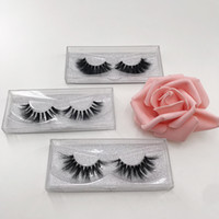 Mink Wimpern Transparent Band Falsche Wimpern voller Streifen Lashes Super Soft Invisible Band Mink Lash-freies Verschiffen
