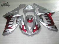 가와사키 2007 년 2008 년 닌자 ZX6R 636 07 08 ZX6R ZX 6R 07-08 오토바이 페어링의 bodykit에 대한 사용자 정의 페어링 키트