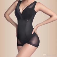 Kadınlar giysiler 20 5yyC1 heykel Delik Bel Koruma Vücut Havalandırma Hayır İz Yok Kemikler Korse Yaz Ultra İnce Rahat İç Çamaşırı
