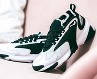 Designer ZOOM 2K Sneakers 2000 Shoes Triple S All White Blac...