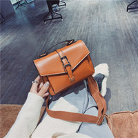54e41e390d43 New Fashion Women Sling Bag PU Leather Handbag Girls Shoulder Messenger Bags