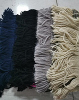 sciarpa alto Qualtiy Cashmere per le donne Sciarpe con filo d'argento scialli Wrap Con Tag 180x40cm Scialli RT0050