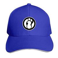 Beyzbol Invictus Gaming IG Logo Özel Unisex Yetişkin Ayarlanabilir Hat 7 Renk Caps