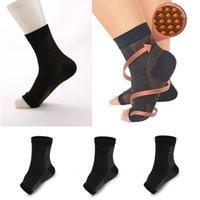 Support de cheville Achille compression Chaussettes douleur Tendon Entorse Protector Bas