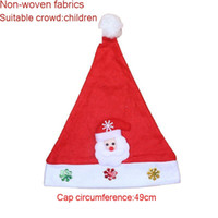 New Christmas Ornaments Decoration Christmas Hats Santa Hats...