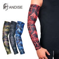 1Pcs UV Protection Running Cycling Arm Warmers Basketball Vo...