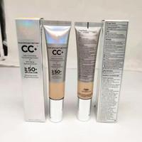 1t Maquiagem Cosméticos Cor-correção Fundação Coutour Concealer 32 ml 2 cores claras Médio CC / BB Primer creme