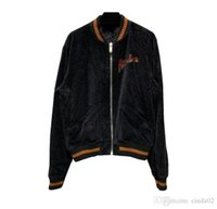 Palm Angels Corduroy Jacket Vintage Coat Men Women Warm Jack...