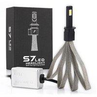 S7 H1-6000K-A 30W 3200LM LED фар автомобиля Kit Автоматическая система освещения автомобиля СИД лампы