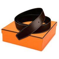 2019 Cinturones de diseño Cinturones cinturones de lujo marca Hbuckle cinturón de calidad superior para hombre cinturones de cuero para hombres marca hombres mujeres cinturón 7 colores