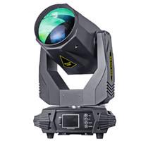 380W RGBW 4IN1 de la viga con RGB LED pela 3IN1 acontecimientos de la boda Lavar la parte actora para la luz principal del disco de DJ DMX LED Spot iluminación de la etapa