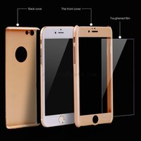 For iPhone 11 Pro Max 2 in 1 Phone Case Hard PC and Tempered...