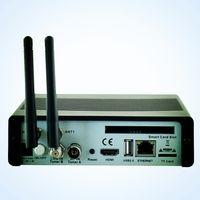Freeshipping Original Version 4K UHD Set H9.2H sistema operativo Linux DVB-S2X + DVB-C / T2 sintonizzatori HEVC / H.265 decodifica bulit in WIFI
