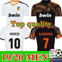 New 2019 2020 home away Valencia cf Soccer Jerseys third Cam...