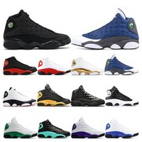 air retro jordan 13 hombre 13 13s CORTE PÚRPURA Gorra y vestido Bred Atmosphere Grey ALTERNATE CHICAGO Zapatillas Phantom Zapatillas deportivas talla 7-13
