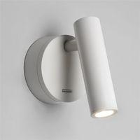 2019 Sıva Üstü Başucu Okuma Lambası sıcak beyaz Duvar Işık Endüstriyel Rod Lambası Otel Konuk Odası Başlık R54 LED