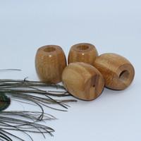 칫솔 홀더 자연 대나무 나무 칫솔 홀더 화장실 생분해 성 나무 홀더 항균 T2I5790