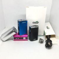 Eleaf Istick Mini 10 W Pil Kiti 1050 mAh 510 Konu Değişken Gerilim Piller E-Sigara Ecig Vape Mod 4 Renkler Ücretsiz UPS
